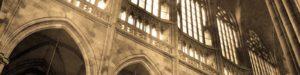 Interieure d'une église