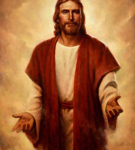 Christ par Greg Olsen