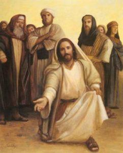 Jésus invite à porter le fardeau