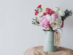 Comme les fleurs ont besoin d'eau ...