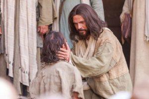 Jésus guéri un aveugle