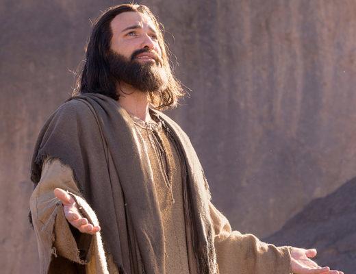 Le sermon de Jésus sur la montagne