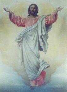 Tableau de Jésus marchant sur l'eau