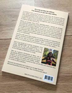 Quatrième de couverture du livre Si tu fais de Dieu tes délices, il te donnera ce que ton coeur désire d'Irène Boumba Poos
